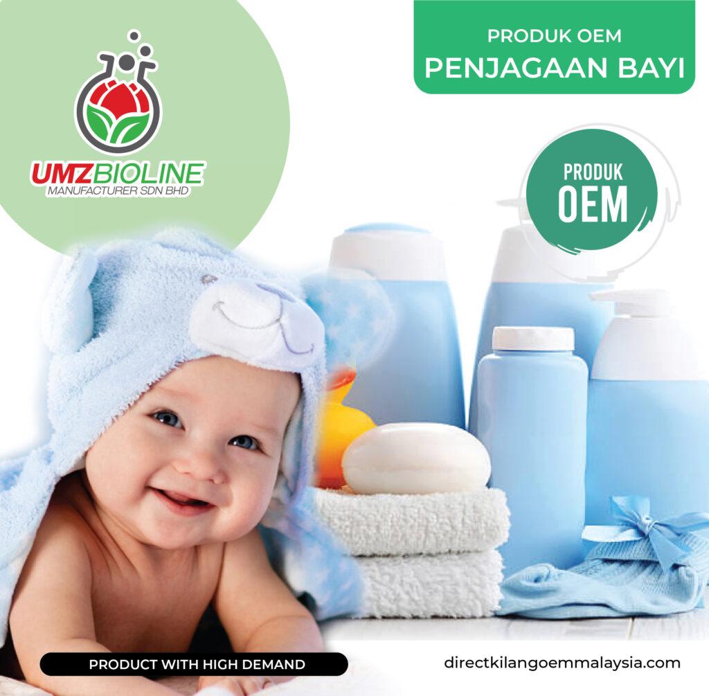 produk oem - kilang bayi