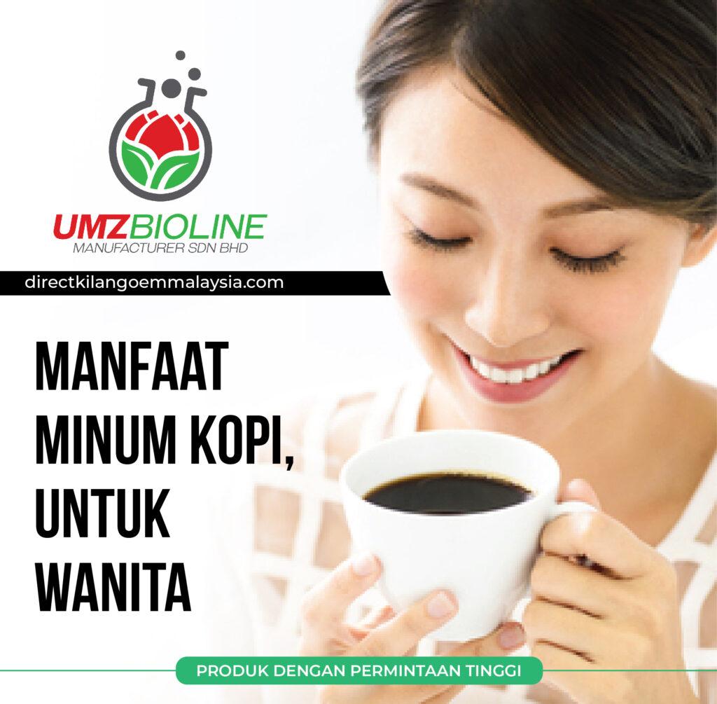 kopi wanita - kilang oem